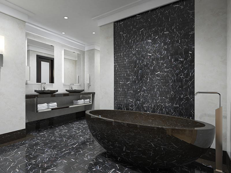 Bathroom improvement in Mission Viejo