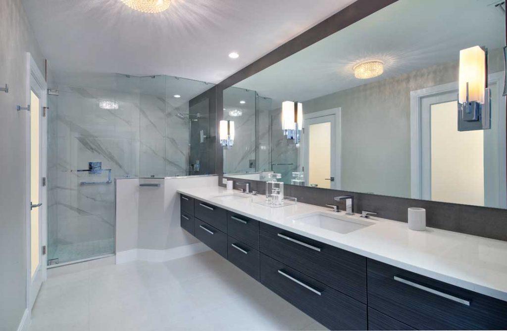 Bath remodel in Laguna Hills